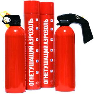Аэрозольные огнетушители для дома и дачи